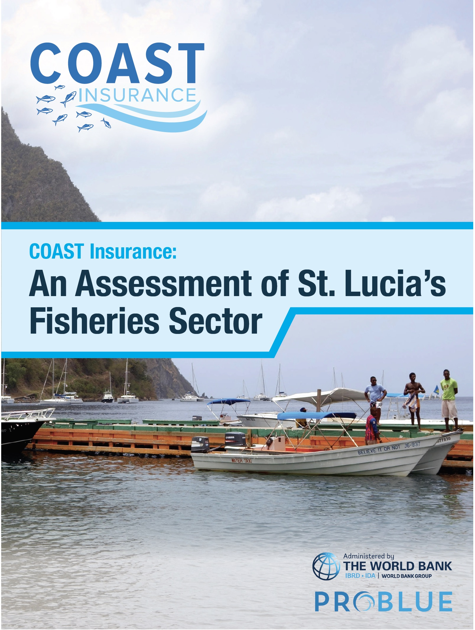 COAST Insurance: An Assessment of St. Lucia's Fisheries Sector