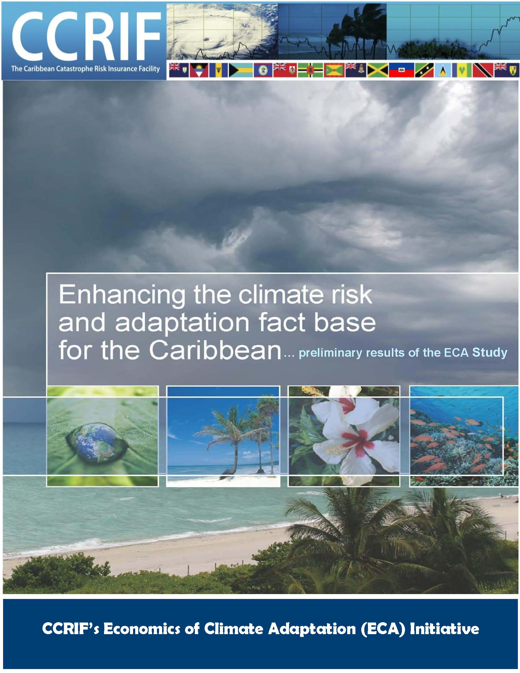 Brochure - Enhancing the Climate Risk and Adaptation Fact Base for the Caribbean