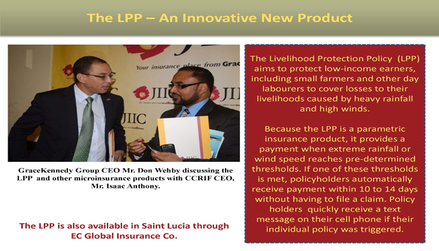The LPP –An Innovative New Product